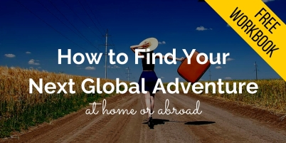 Copyright Longing to Travel - Finding Your Next Global Adventure Workbook